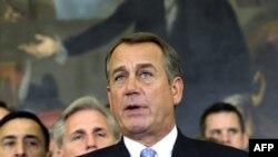 Predsednik Predstavničkog doma američkog Kongresa Džon Bejner