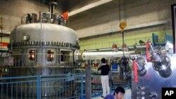 Кина јавува за пресврт во преработката на нуклеарно гориво