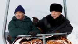 Karimov, Nazarboyev Ostonada nima haqda gaplashadi? - Malik Mansur lavhasi