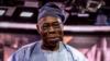 Tsohon Shugaban Najeriya Olusegun Obasanjo (Instagram/ olusegun obasanjo)