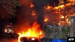 SHBA: Ngrihen akuza për zjarrvënie ndaj një shtetasi gjerman
