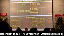 Việt Nam bán thành công hơn 53% cổ phần doanh nghiệp nhà nước Sabeco cho một nhà đầu tư Thái
