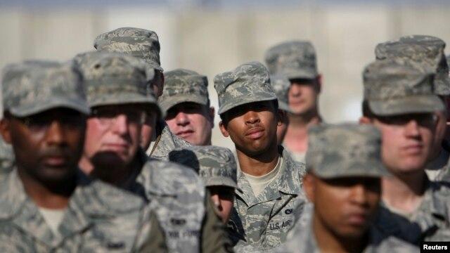 FILE - US Soldiers in Kirkuk December 11, 2009. REUTERS/Justin Sullivan/Pool