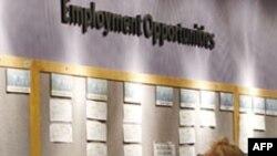 Tỷ lệ thất nghiệp ở Mỹ giảm nhẹ