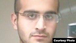 Nghi phạm xả súng Omar Mateen (Sở Cảnh sát Orlando)