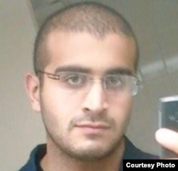 Orlando shooter Omar Mateen. (Orlando Police Department)
