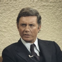 "Cliff Robertson is interviewed on NBC's ""Today"" show in 1978"