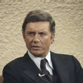 """Cliff Robertson is interviewed on NBC's """"Today"""" show in 1978"""