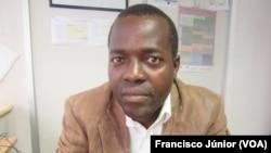 Delario Sengo, chefe do Departamento Técnico da Administração Regional de Águas do Sul, Ara-Sul, Moçambique