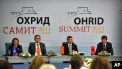 Регионална лидерска средба во Охрид – до решенија само преку дијалог