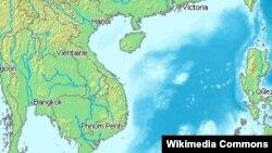 Bản đồ Biển Đông