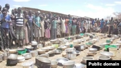 Le camp de réfugiés de Gambella