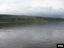 俄罗斯雅库特地区(美国之音白桦拍摄)