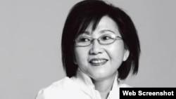 中國女作家徐曉。(網絡圖片)