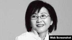 中国女作家徐晓。(网络图片)