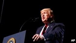 Đức Giáo hoàng cho biết đã sẵn sàng gặp Tổng thống Mỹ Donald Trump.