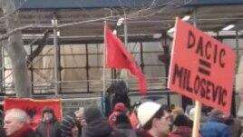 Protestë për të drejtat e shqiptarëve të Preshevës