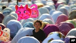 PHOTOS: Muslims Mark Eid al-Adha