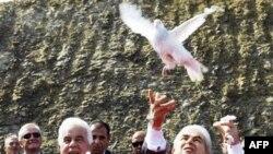 Kıbrıs'ta Yeşilırmak Kapısı Törenle Açıldı
