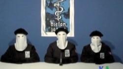 2011-10-21 粵語新聞: 西班牙埃塔組織宣佈停止武裝活動