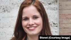 خبرنگار هلندی اخراج شده از ترکیه