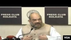 All India President of Bhartiya Janata Party, Amit Shah