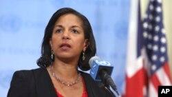 Cố vấn an ninh quốc gia Hoa Kỳ Susan Rice