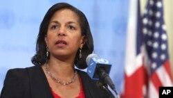 Cố vấn An ninh quốc gia Hoa Kỳ Susan Rice.