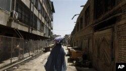 سهمگیری جوانان در پاکسازی شهر کابل