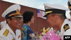 Hoa Kỳ và Việt Nam đã tiến hành nhiều hoạt động giao lưu về Hải quân, đánh dấu 15 năm bình thường hóa quan hệ ngoại giao