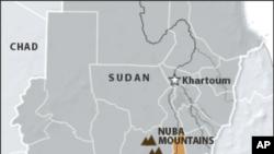 蘇丹的地理位置
