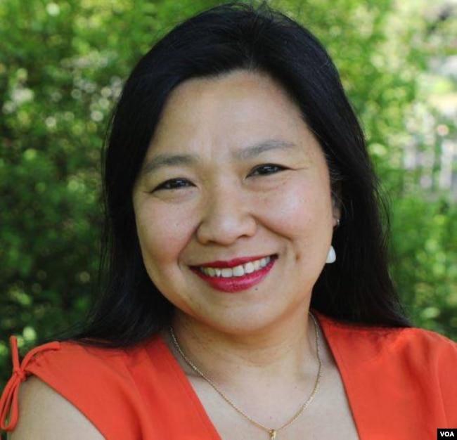 Dân biểu Tiểu bang Washington Mỹ-Linh Thái (FB MyLinh Thai)