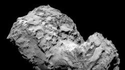 st-67P comet
