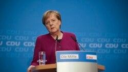 ဂ်ာမဏီ၀န္ႀကီးခ်ဳပ္ Merkel ေနာက္ႏွစ္ အနားယူမည္