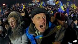 Ortga qaytmaymiz, deydi Ukraina muxolifati