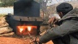Сирийские повстанцы намерены торговать нефтью