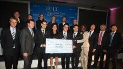 The Hult Global Case Challenge is a call to action to business students