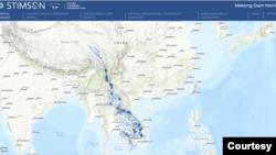 湄公河水壩監測網站2020年12月15日正式開通