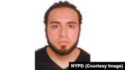 Photo of Ahmad Khan Rahami (FBI)
