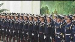 2012-01-09 粵語新聞: 南韓總統李明博訪問中國