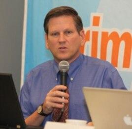 Phó giám đốc phụ trách khu vực Châu Á thuộc tổ chức Human Rights Watch, ông Phil Robertson