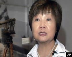 塔科马社区协和促进会主席邱虹娟