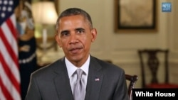 US President Obama 4th of July Address