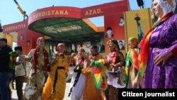 Ji Newroza 2014'an ya Amedê