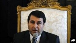 Tân Tổng thống Paraguay Federico Franco