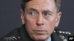 Petraeus se declaró culpable de negligencia en el manejo de información clasificada el martes.