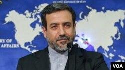 Wakil Menlu Abbas Araghchi hari Minggu (13/10) menegaskan Iran tidak akan melakukan pengalihan bahan-bahan nuklirnya ke luar negeri (foto: dok).