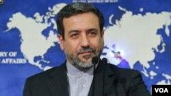 İran Xarici İşlər Nazirliyinin sözçüsü Abbas Əraqçi