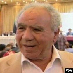 Mohamed Shebani, libijski opozicionar
