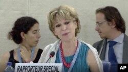 انییس کالامار، گزارشگر قتلهای فراقانونی سازمان ملل